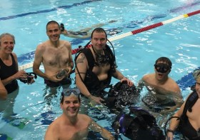 Baptêmes de plongée – Club EPS
