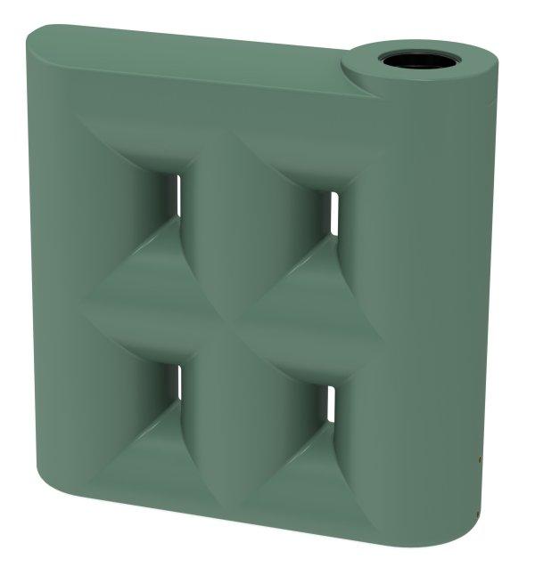 slimline water tanks melbourne - 2300 LT S-Line Slimline Water Tank