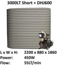3000 short dhj600