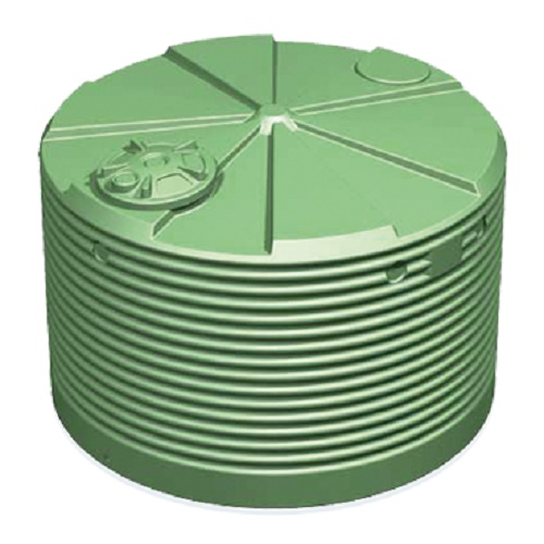 poly rainwater tanks - 27000 LT