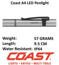 Magnetic Base Flexlight - Coast