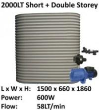colorbond2000lt short ferro