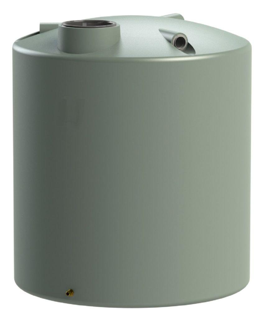 5000 LT Urban Poly Round Rain Water Tank