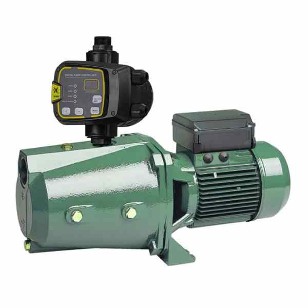 DAB-200NXTP - Cast Iron Jet Pump with nXt PRO Pump Controller 41m 1.47kW 240V