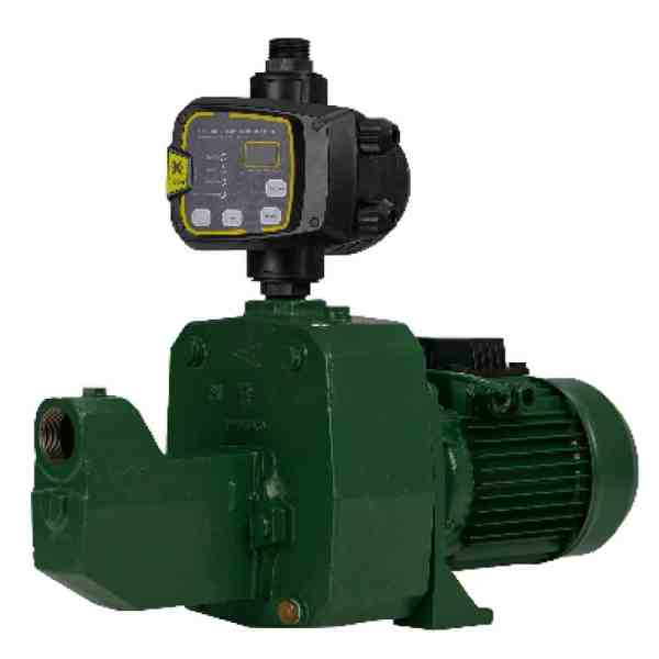 DAB-251NXTP - Cast Iron Jet Pump with nXt PRO Pump Controller 61m 1.1kW 240V