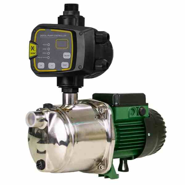 DAB-EUROINOX40/80NXTP - S/S Horizontal Multi Stage Pump with nXt PRO Pump Controller 59m 1kW