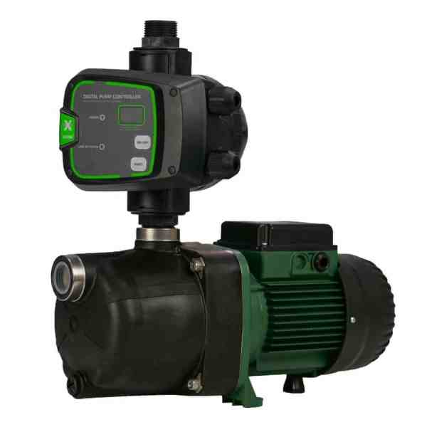 DAB-JETCOM102NXT - Technopolymer Surface Mounted Pump with nXt Pro Controller 53.8m 0.75kW 240V
