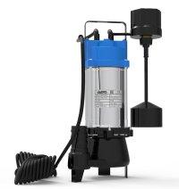 ASC D18VAMAG Vortex Dewatering Vertical Float Sup Pump