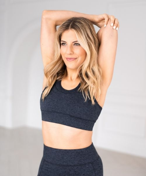 One of Alessia's favourite activewear brands