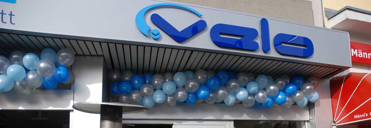 Ballondekoration fr Ihr Event  ASD Werbetechnik