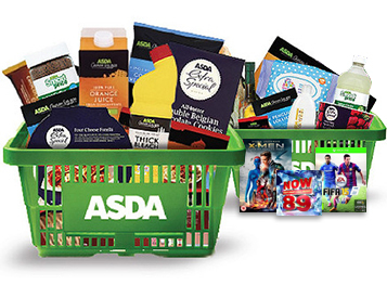 Win 1000 Asda Vouchers Free Competition Star Freebies