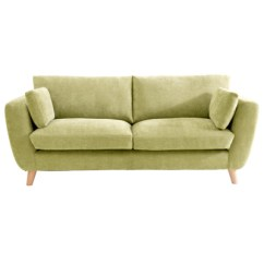 Sloane Sofa Asda Upholstery Fabric Sofas Large In Green | & Armchairs Direct