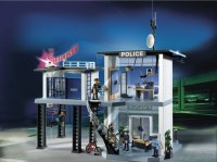 Playmobil Police Station | Action & Vehicles | George at ASDA