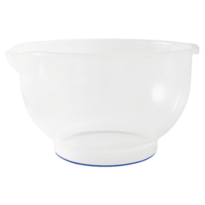 Beaufort Clear Plastic Mixing Bowl