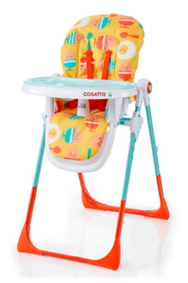 Egg Baby High Chair Cosatto Noodle Supa Highchair Egg And Spoon
