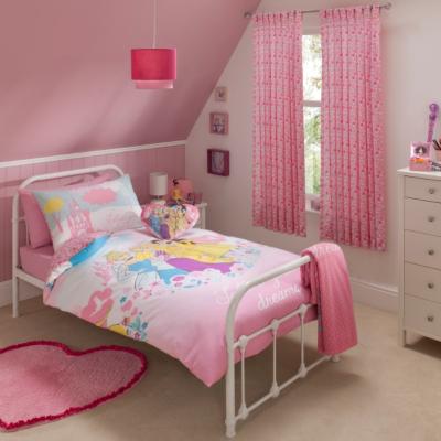 Disney Princess Bedroom Range  Disney Princess  George