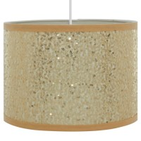 George Home Sequin Light Shade - Gold   Lighting   George ...
