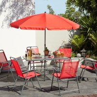 Cuba 8 Piece Patio Set | Garden Furniture | ASDA direct