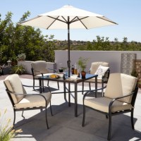 Haversham 6 Piece Classic Patio Set | Home & Garden ...