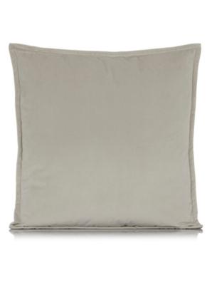 Natural Velvet Cushion - 40x40cm