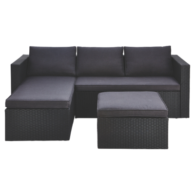 outdoor furniture sofa cover discontinued ikea sofas garden home george at asda orlando chaise and footstool