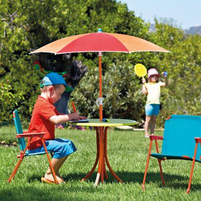Kids 4 Piece Patio Set