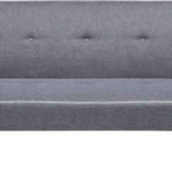 Loft Charcoal Sofa Bed Vine Fl Sofas Armchairs Furniture George At Asda Click Clack 3 Seater