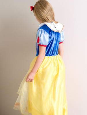 Disney Princess Snow White Fancy Dress Costume