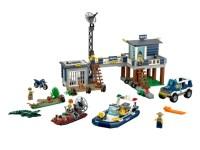 LEGO City Police - Swamp Police Station - 60069 | Kids ...