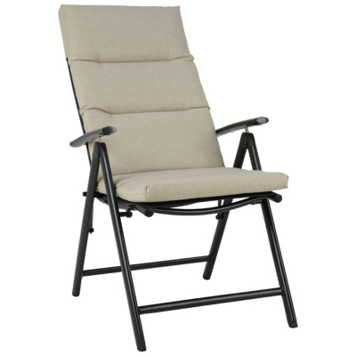 Haversham 6 Piece Recliner Patio Set - Linen