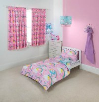 Unicorn & Rainbows Bedroom Collection