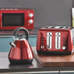 Red Kitchen Appliances Outdoor Kitchens Tampa Fl Range George