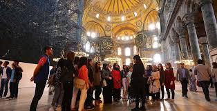صورة أكثر من 43 مليون سائح زاروا تركيا حتى نوفمبر 2018