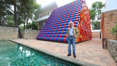 صورة وفاة الفنان التشكيلي كريستو  عن عمر 84 عامًا..
