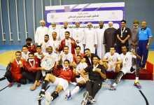صورة نادي عمان يحقق لقب بطولة دوري الدرجة الثانية للكرة الطائرة للموسم ٢٠٢٠ – ٢٠٢١م والسويق الوصيف وصحم ثالثاً..