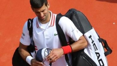 صورة إيفانز يقصي ديوكوفيتش من دورة مونتي كارلو الدولية لكرة المضرب..