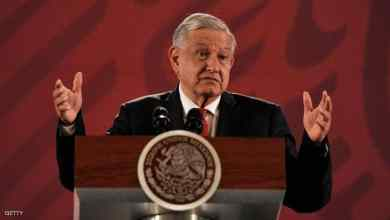 صورة الرئيس المكسيكي يبحث سبل وقف تهريب الأطفال المهاجرين في الحدود الجنوبية..