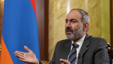 صورة رئيس وزراء أرمينيا يعلن استقالته قبل الانتخابات التشريعية المبكرة في 20 يونيو..