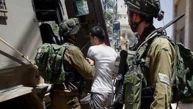 صورة الاحتلال يعتقل 22 فلسطينيًا ويغلق الطرق المؤدية لجبل صبيح في نابلس..