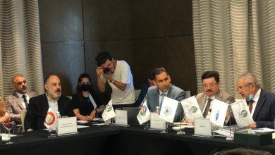 صورة جمعية مصنّعي الإسمنت العراقية تنتخب المدني رئيساً لها..