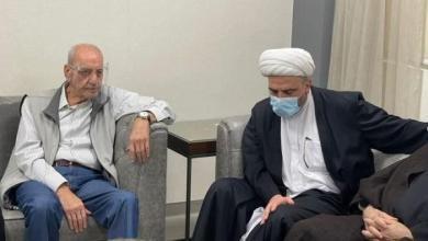 صورة لبنان يعلن الحداد الرسمي يومين على رحيل رئيس المجلس الإسلامي الشيعي