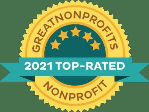 nonprofit award 2021 top-rated