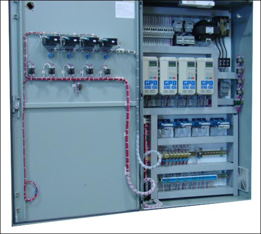 wiring diagram plc panel rv solar installation asd