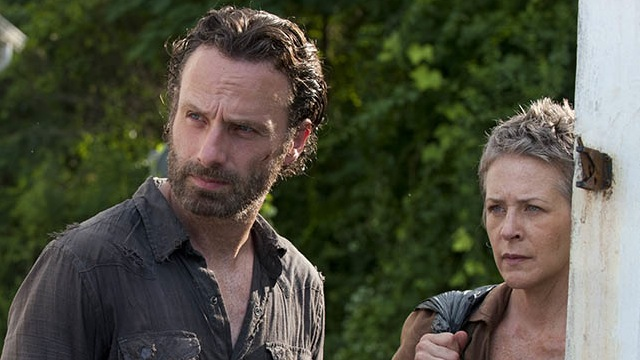 Rick & Carol