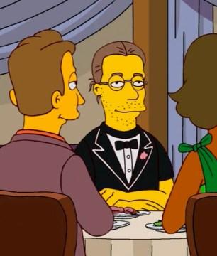 En The Simpson's