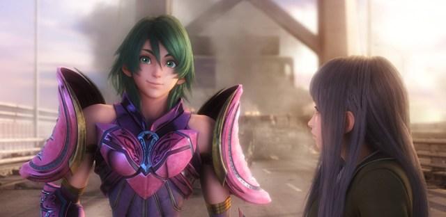 No se preocupen, Shun se reúne con su hermano.