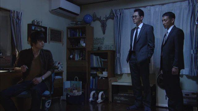 Yagami es interrogado por su tierno padre.