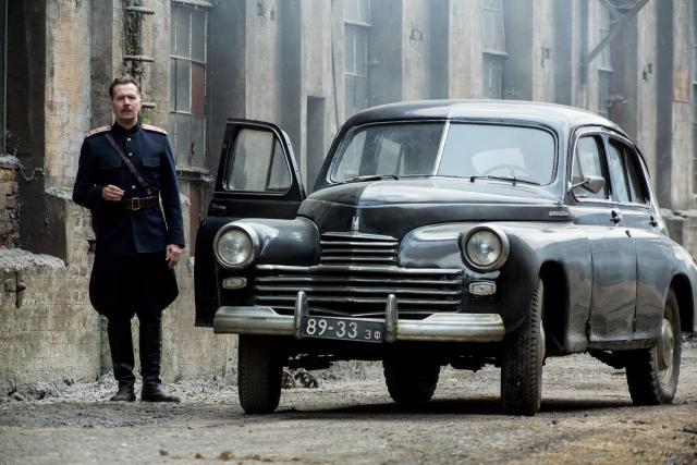 Gary Oldman como el general Nesterov
