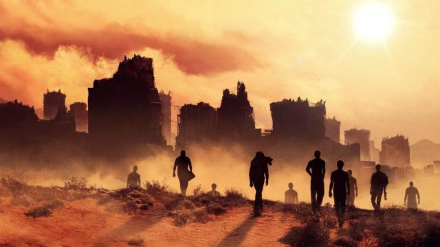 """""""The Scorch"""" el desierto que cubre el planeta."""