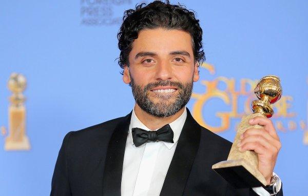 Ya era hora que el mundo reconociera a Oscar Isaac.
